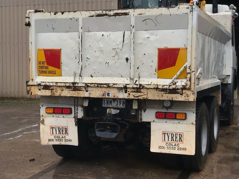 Tipper international 4470