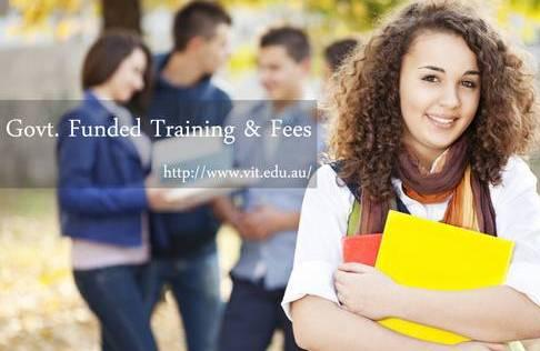 Nov 6th – Mar 5th – Gov. funding , government funded training in melbourne, australia