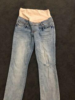 Maternity jeans (Ripe)