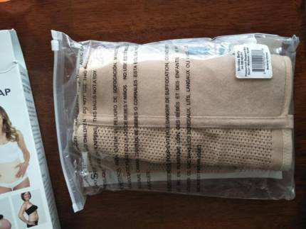 Shrinkx Post Pregnancy Belly Support Wrap - NEW