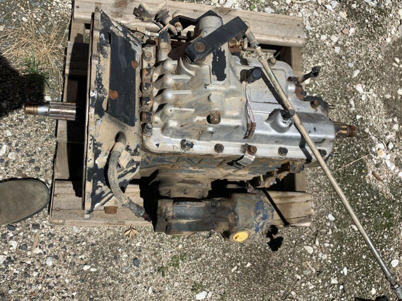 Isuzu fcr model 5 speed gear box