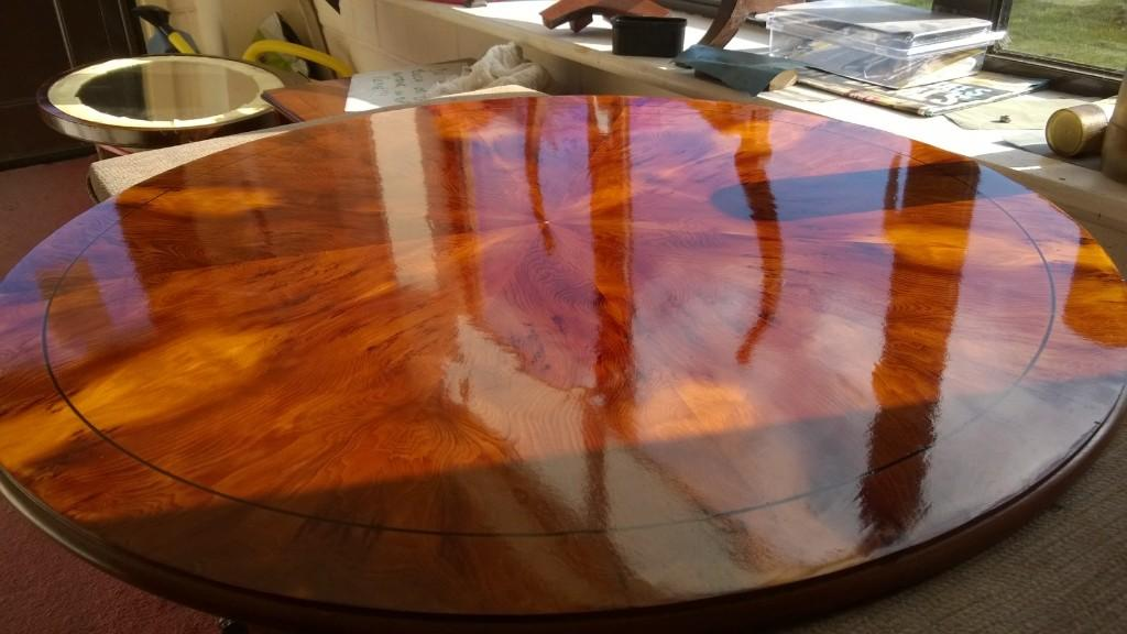 French Polishing for your Aantiq Furniture