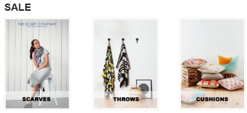 Colourful Selection of Luxurious, Elegant Designer Scarves