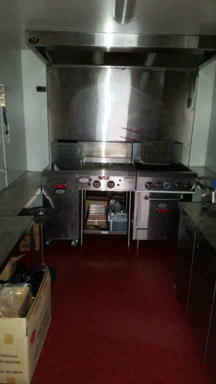 FOOD TRUCK for LEASE / HIRE / RENT Weekly / Monthly / Yearly