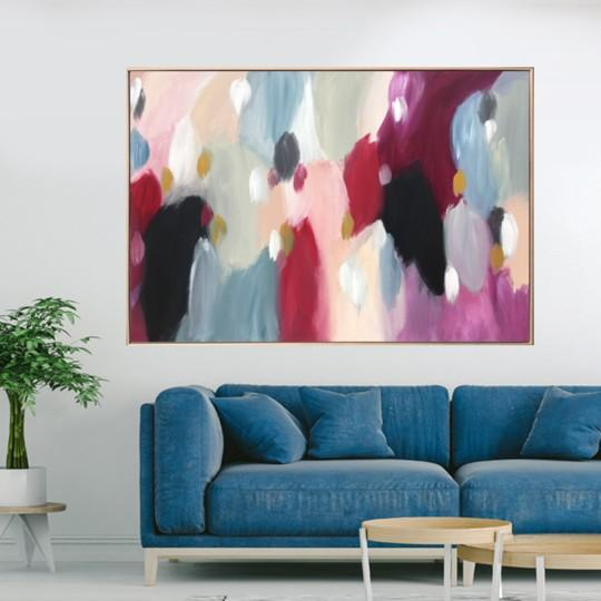 Enrich Your Life with Chloe Planinsek Amazing Wall Paintings