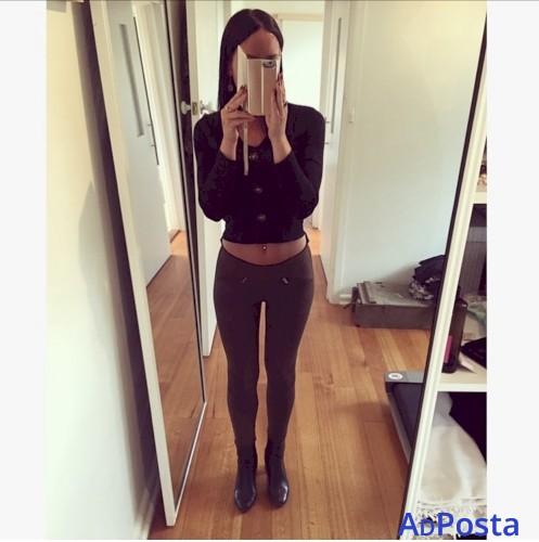 First Night Tonight – 19YO Aussie TEEN Olivia – Tiny Size 8 – Long Dark Hair - TIGHT and WET