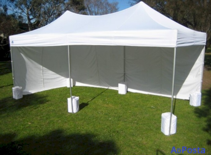Tell your story well with our pop up marquees